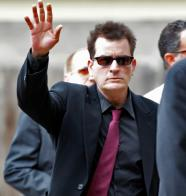 What's going on with Charlie Sheen?