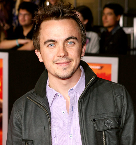 Actor Frankie Muniz reveals he suffered a mini-stroke